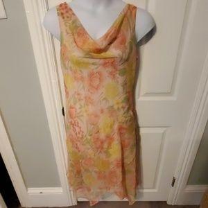 Alyn Paige New York Sleeveless Dress